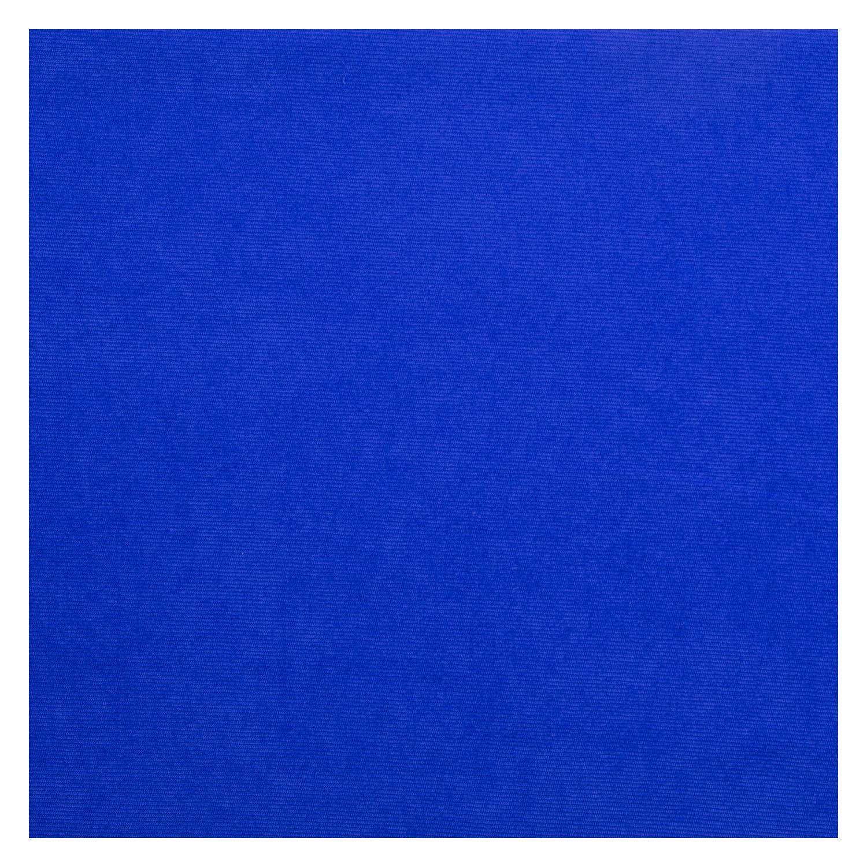 Tecido Veludo Cotele Azul Royal 100% Algodão 1,40 m Largura