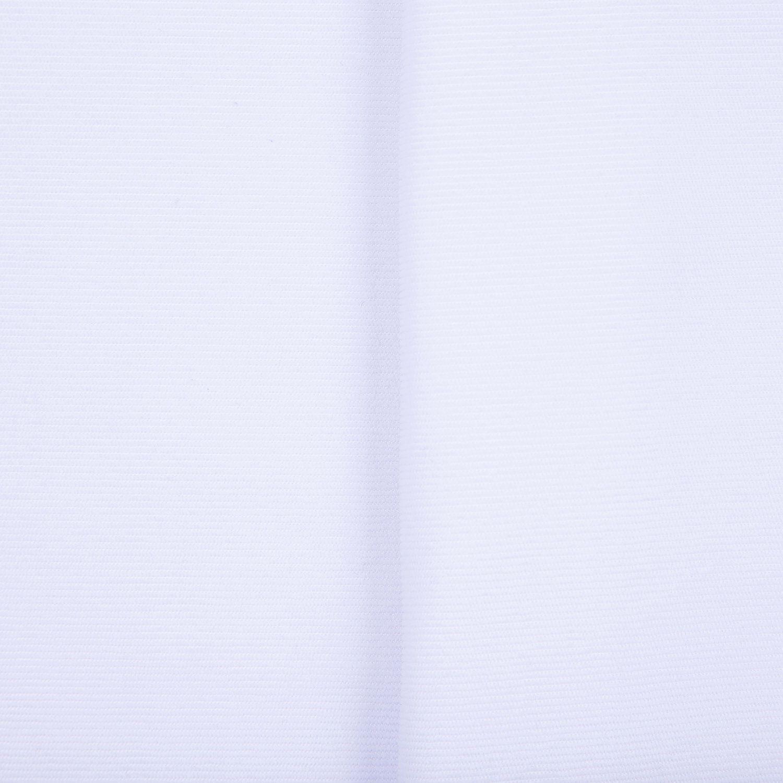 Tecido Veludo Cotele Branco 100% Algodão 1,40 m Largura