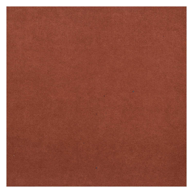 Tecido Veludo Cotele 80% Poliéster 17% Poliamida 3% Elastano 1,40 Mt Largura Marrom