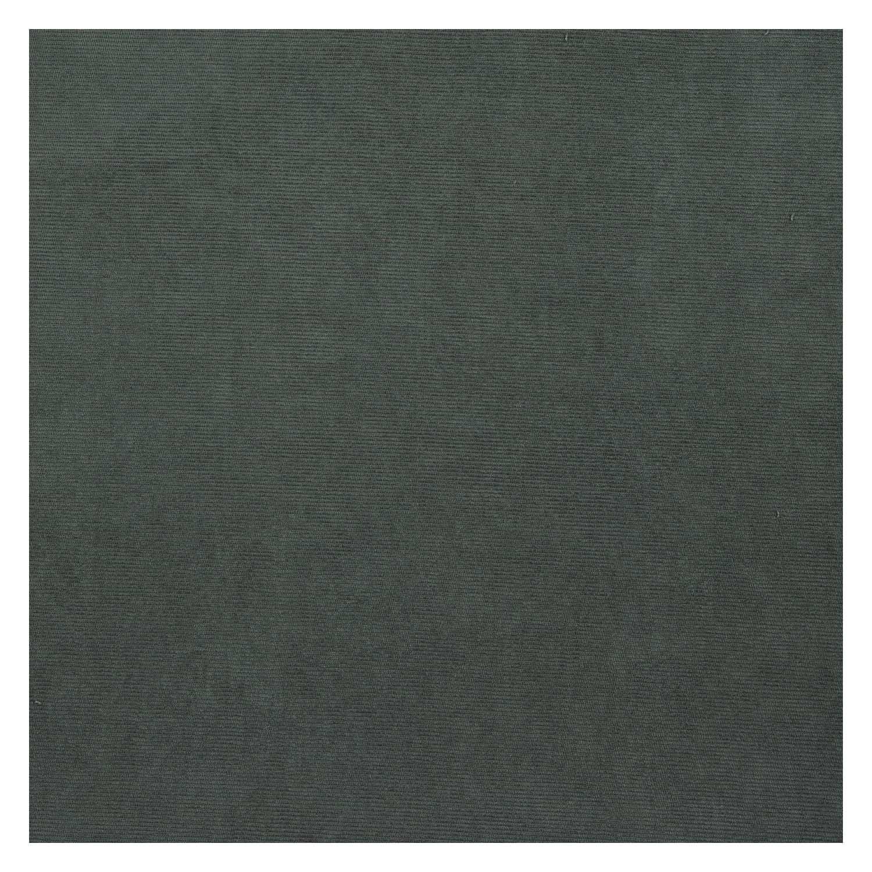 Tecido Veludo Cotele Verde Musgo 100% Algodão 1,40 m Largura