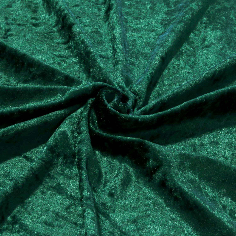 Tecido Veludo Molhado 1,40 m Largura Verde Bandeira