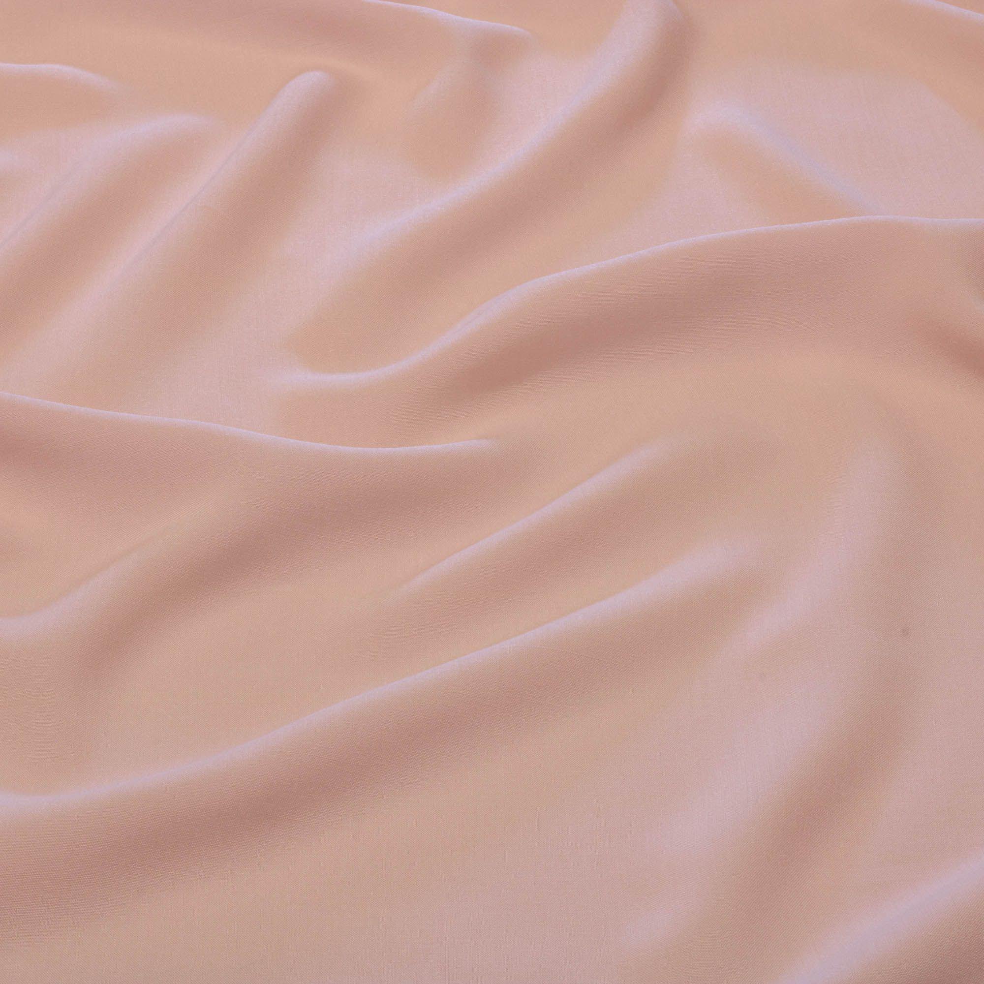 Tecido Viscose Rosa Bebê 100% Viscose 1,40 Mt Largura