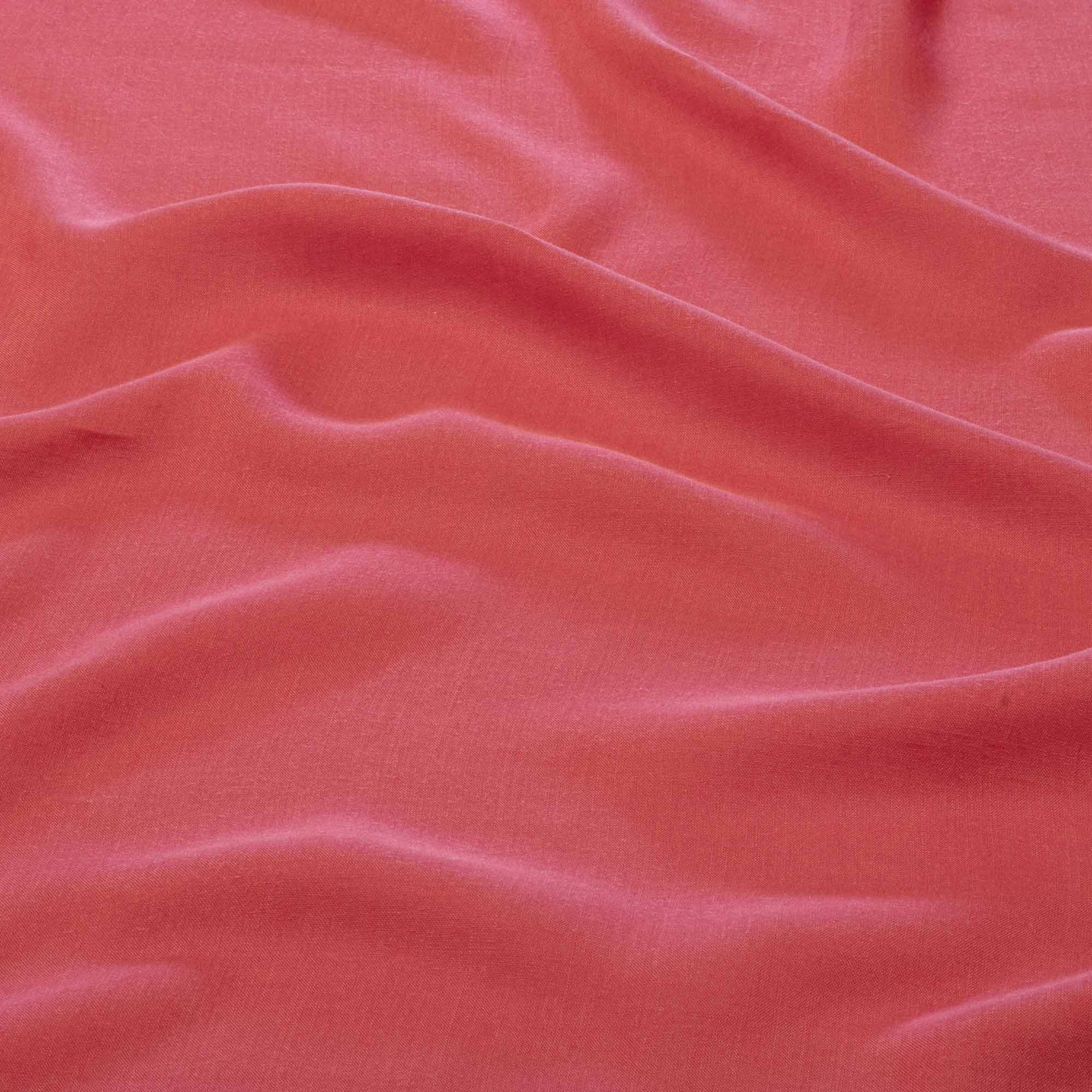 Tecido Viscose Rosa Chiclete 100% Viscose 1,40 m Largura