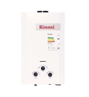 Aquecedor a Gás M09 Rinnai - 9 litros