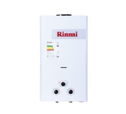 Aquecedor a Gás REU-158 BR Rinnai - 15 litros