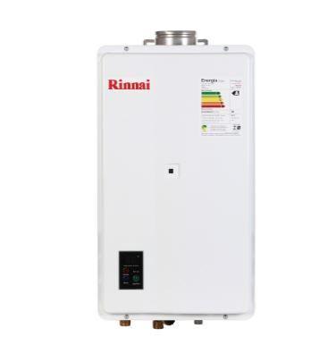 Aquecedor a Gás Rinnai REU-2402 FEH - 32,5 litros