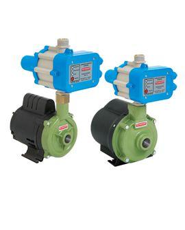 SP Sistema com controlador eletrônico de pressão Pressurização