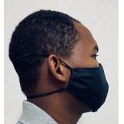 Máscara Reutilizável Antiviral com íons de prata