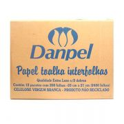 Papel Toalha Interfolhada - Danpel