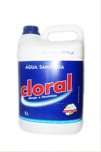 Água Sanitária - Cloral