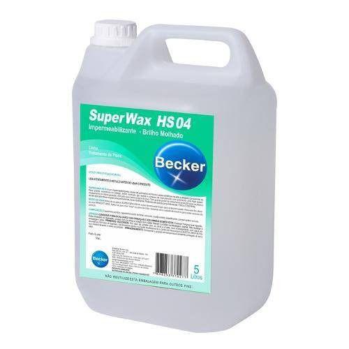 Cera Super Wax HS 04 TOP - Becker