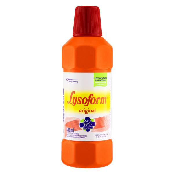 Desinfetante - Lysoform