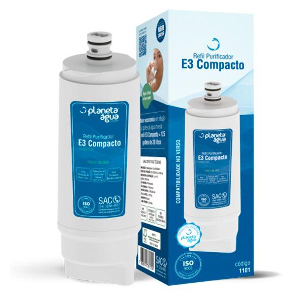 Refil E3 Compacto - Planeta Água