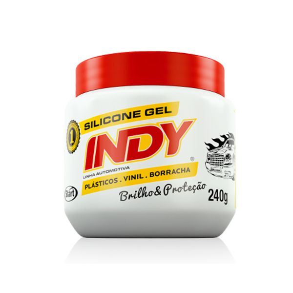 Silicone Gel - Indy