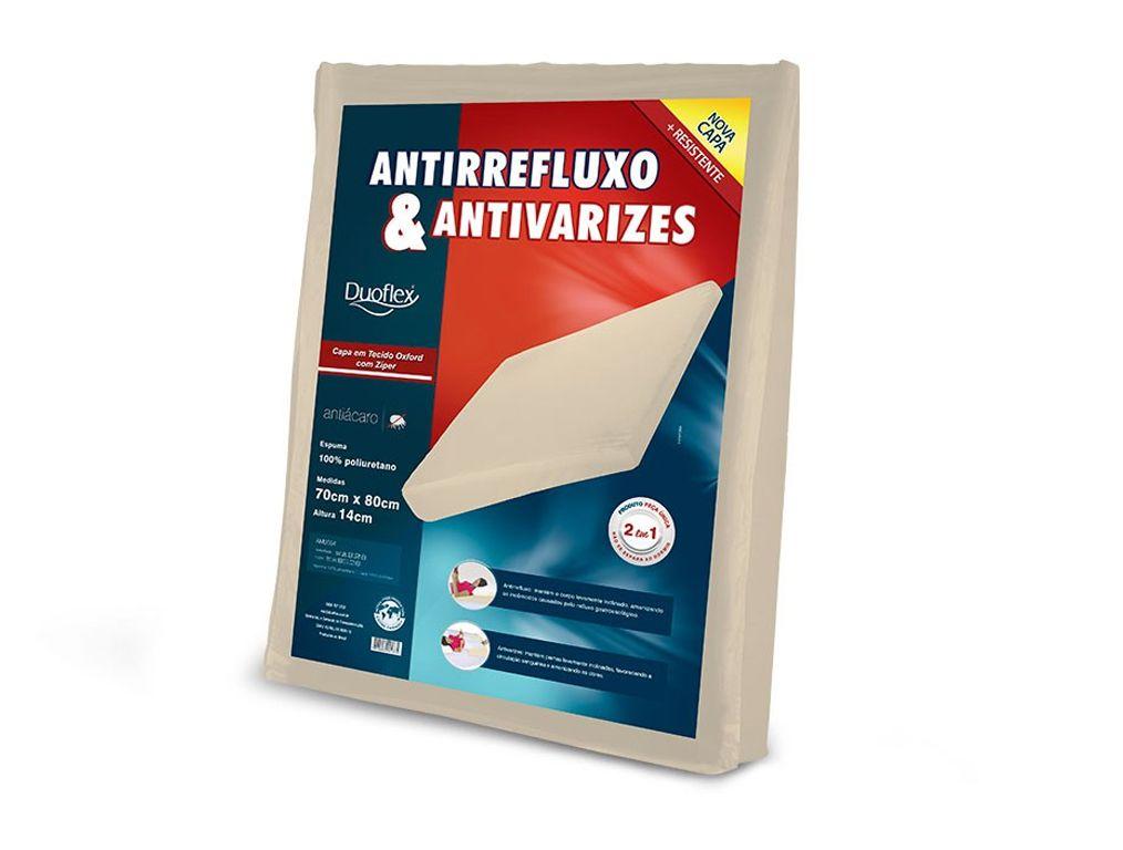 Almofada Antirrefluxo e Antivarizes Duoflex