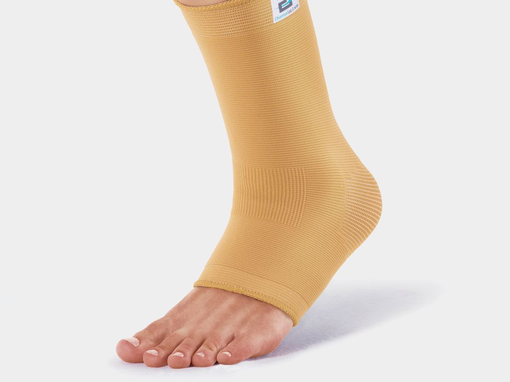Tornozeleira Elástica - Ankle Wrap Chantal (P,M,G,GG)