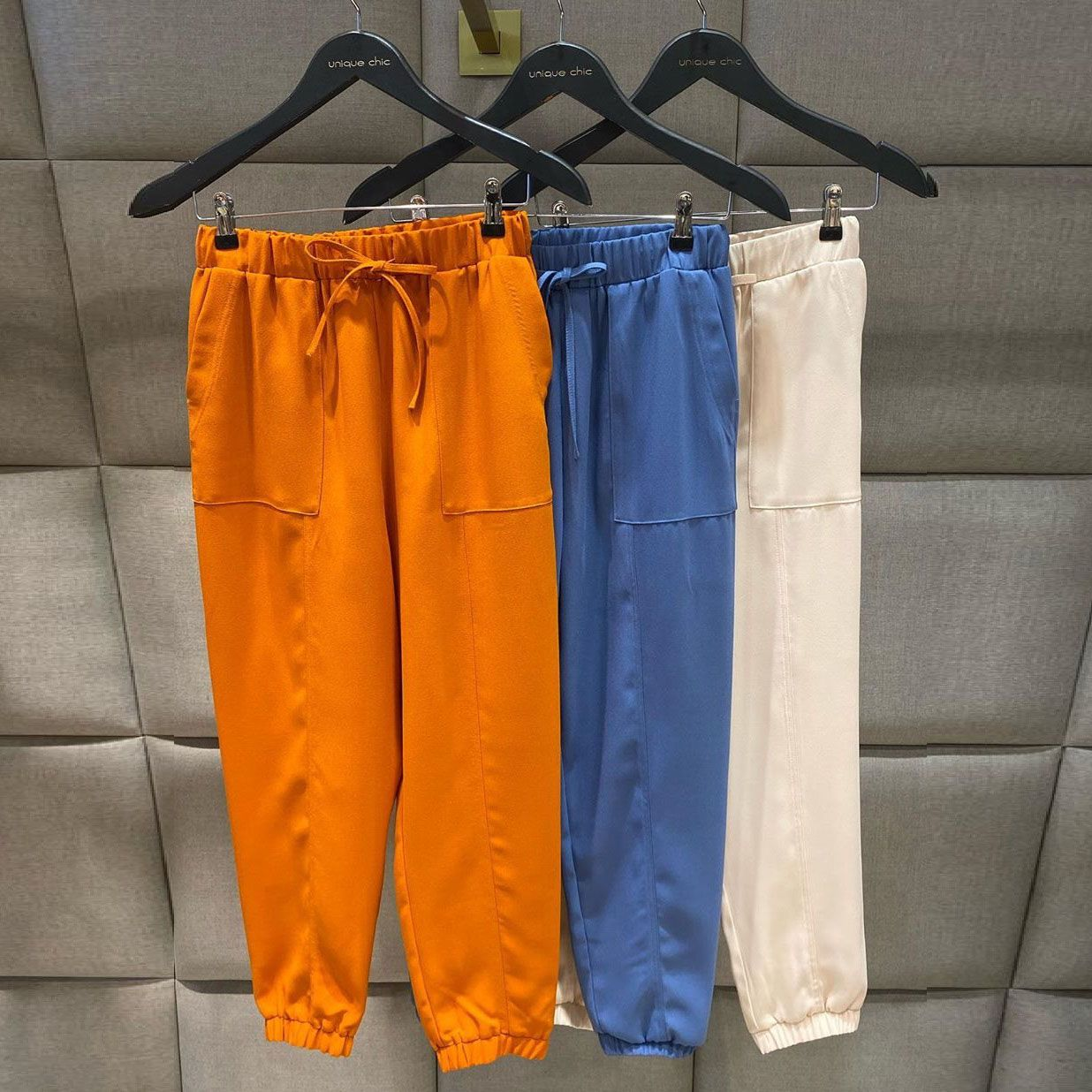 CALÇA APRIL JOGGER CREPE