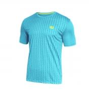 Camiseta Wilson Rush Azul