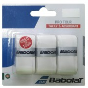 Overgrip Babolat Pro Tour Branco