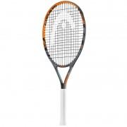 Raquete de Tênis Head Junior Radical 23 - Cinza e Laranja (215g) (6-8 anos)