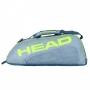 Raqueteira Head Tour Team 6R Combi - Cinza / Neon