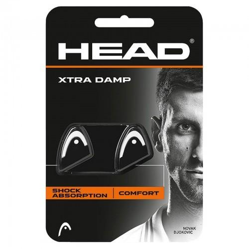 Antivibrador Head Xtra Damp Branco - 2 Un.