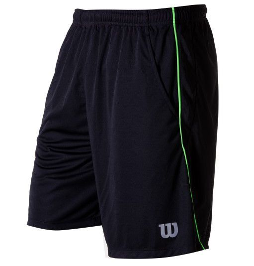 Bermuda Wilson Kaos Preto/Verde Neon