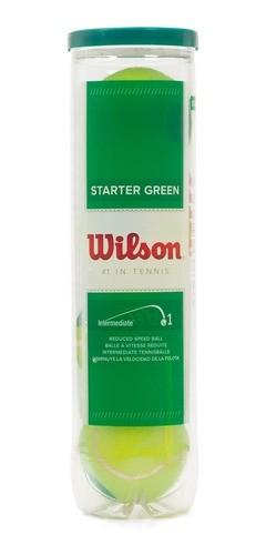 Bola de Tênis Starter Green