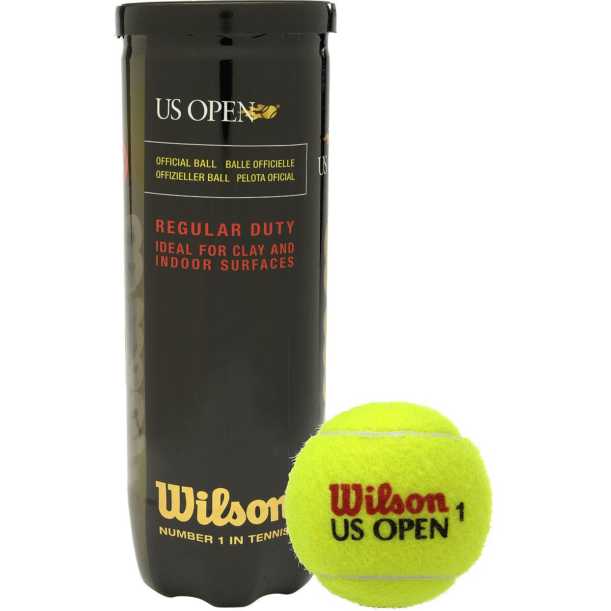 Bola de tênis Wilson US Open Regular Duty