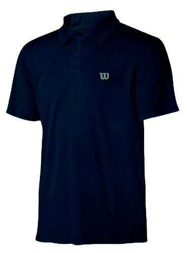 Camisa Wilson Polo Core M - Azul