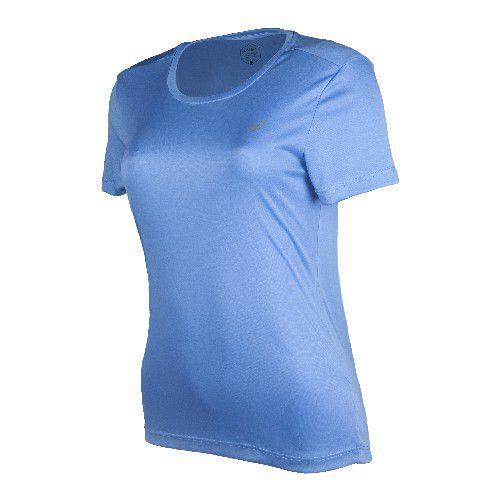 Camiseta Asics  Feminina W Core - Azul