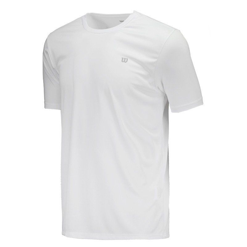 Camiseta Wilson Core Masculina - Branca