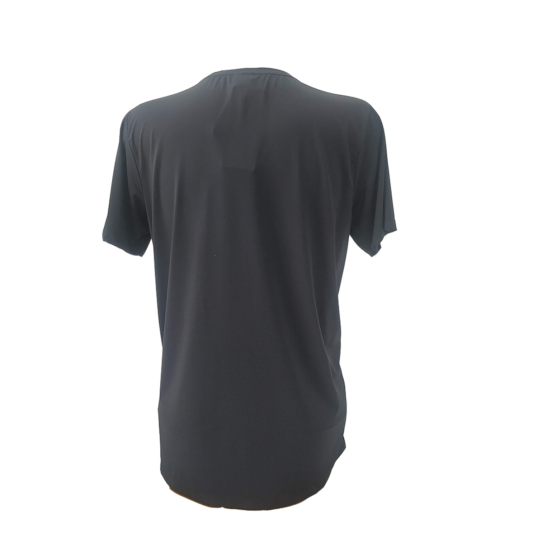 Camiseta Head Estampada Masc. - Cinza