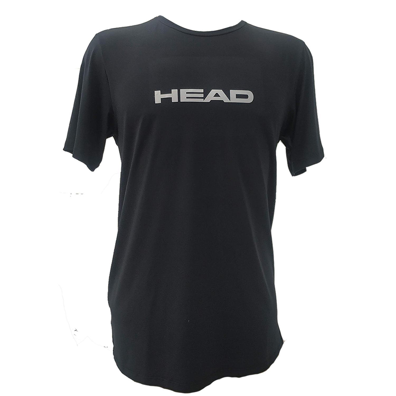 Camiseta Head Lisa Masc. - Preta