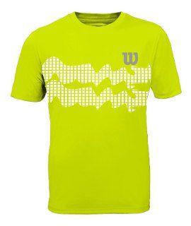 Camiseta Wilson Wave Performance III Verde