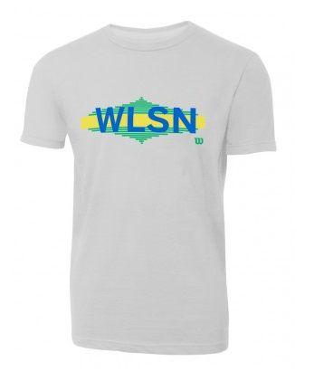 Camiseta WLSN BRASIL SS Branca