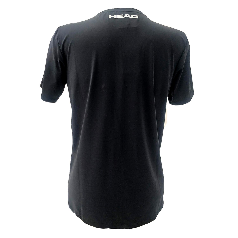 Camiseta Head Estampada Masc. - Chumbo