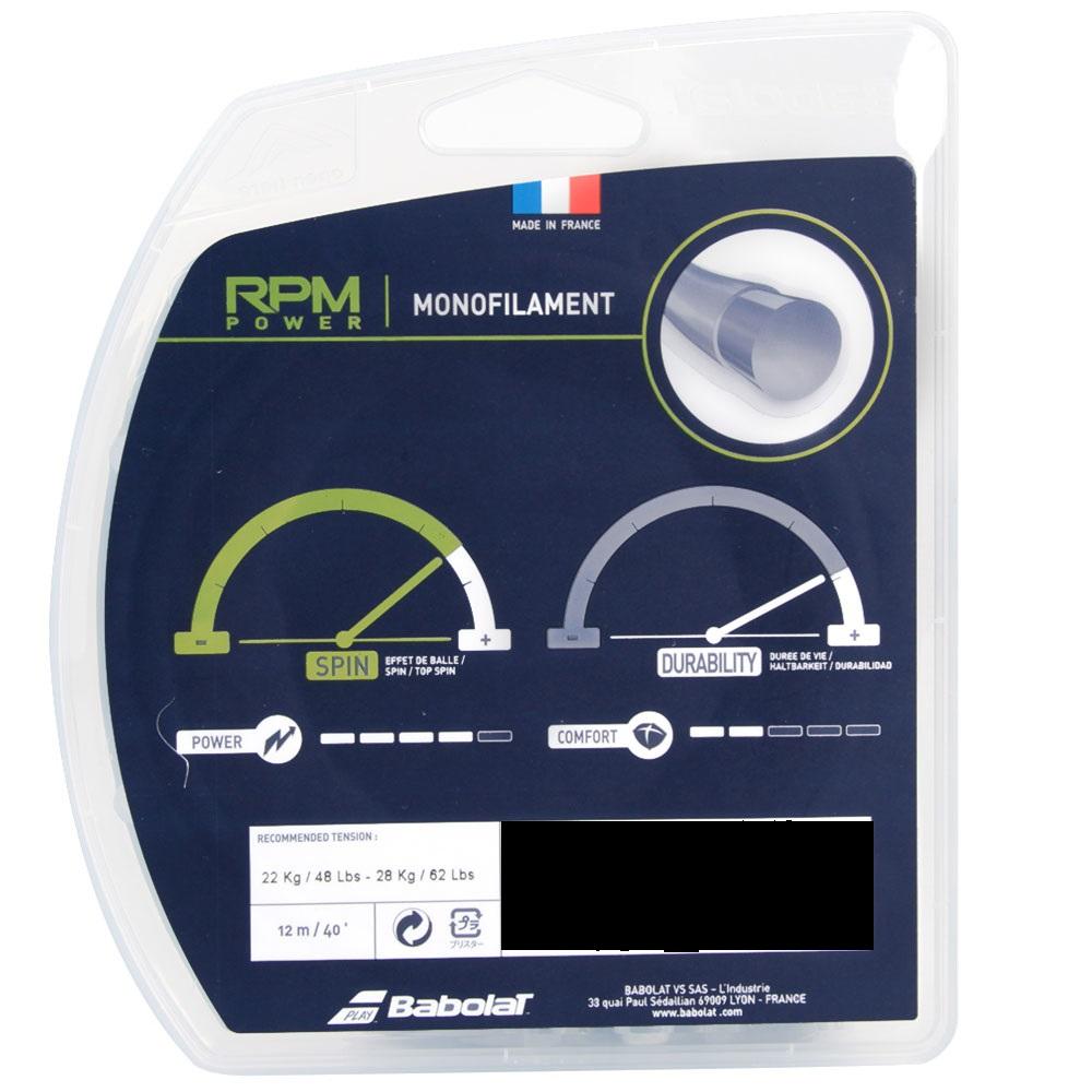 Corda Babolat RPM SPIN POWER - AZUL (set)