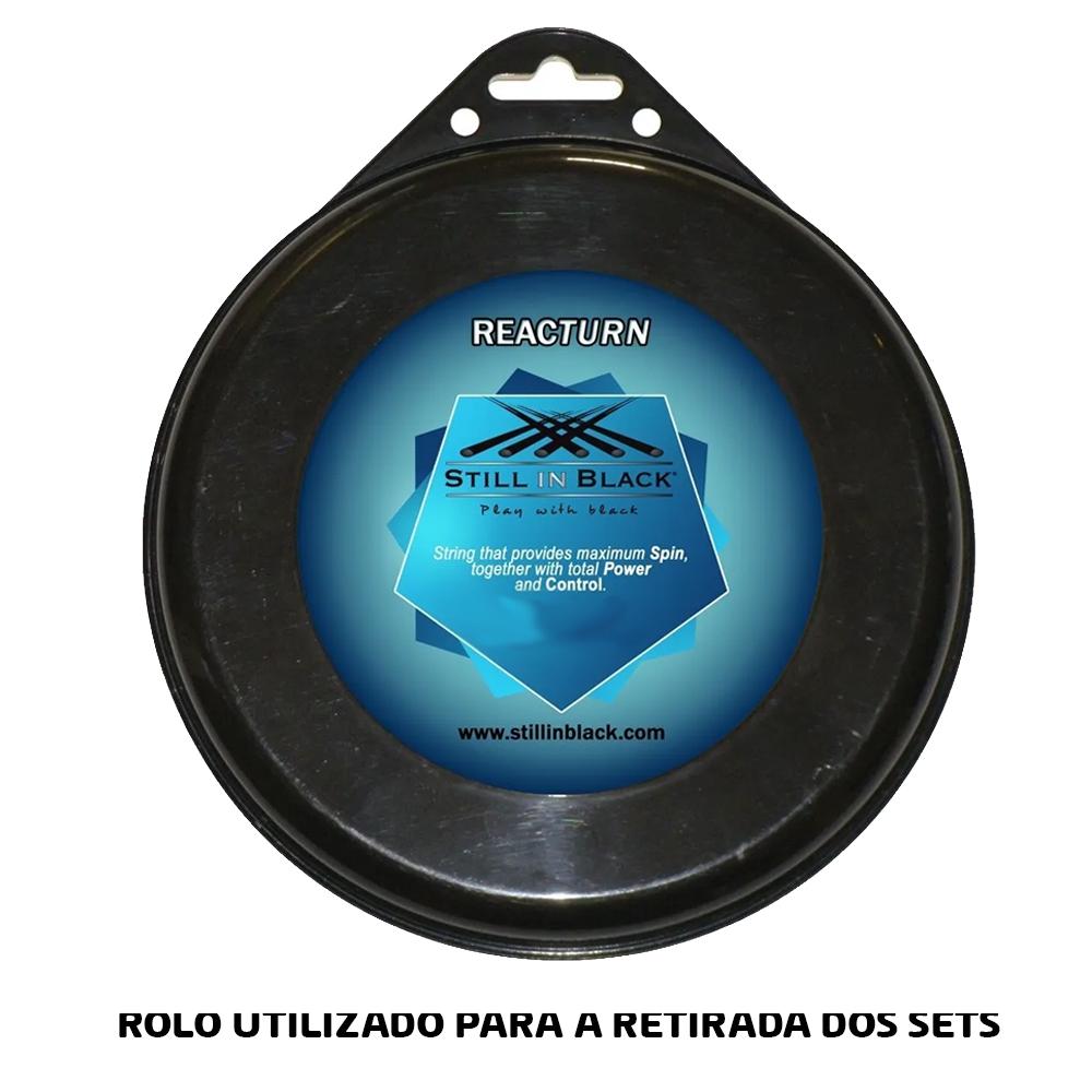 Corda Still in Black - REACTURN  Azul Marinho - Set Individual