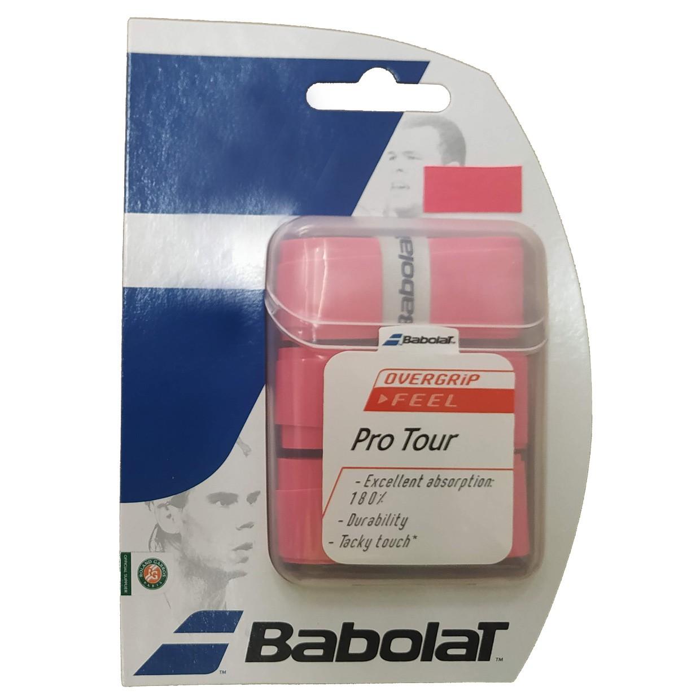 Overgrip Babolat Pro Tour Feel - rosa