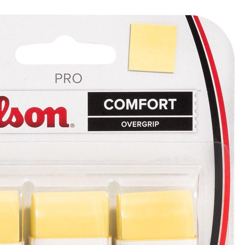Overgrip Wilson Pro Comfort - Amarelo