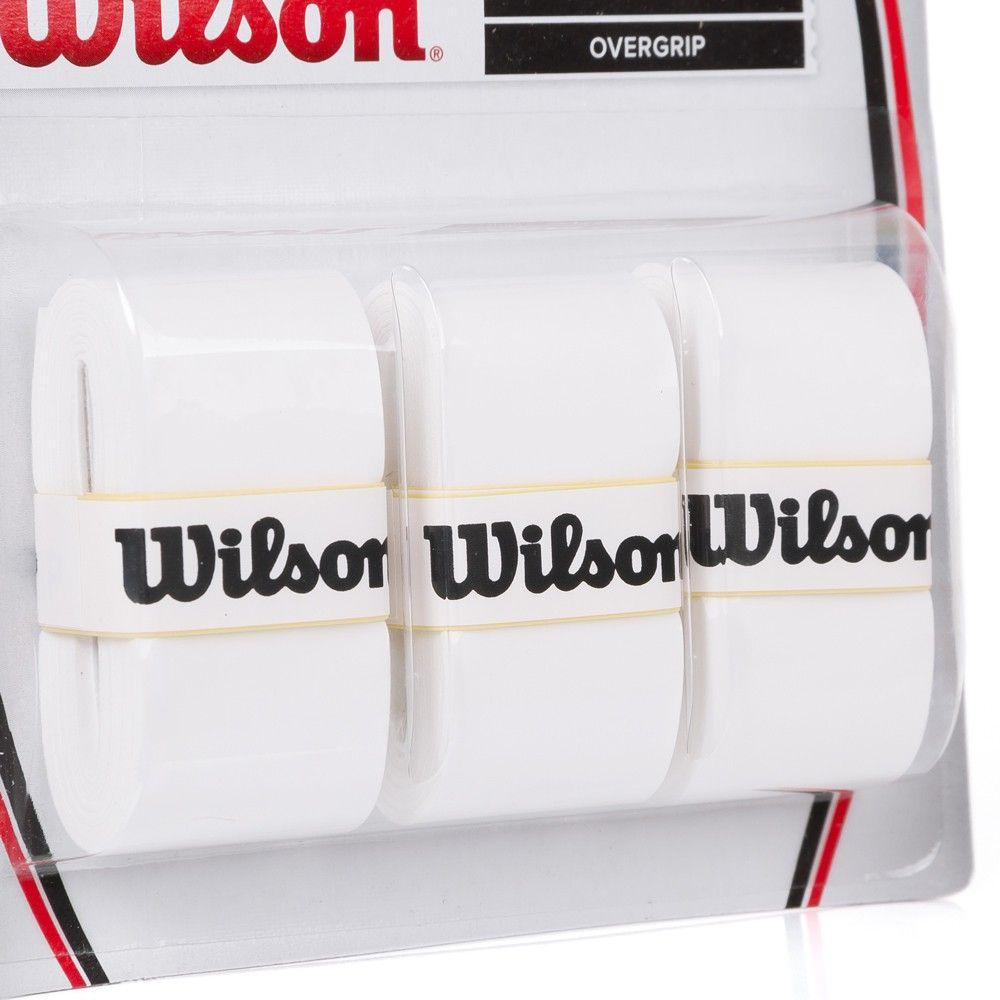 Overgrip Wilson Pro Comfort - Branco