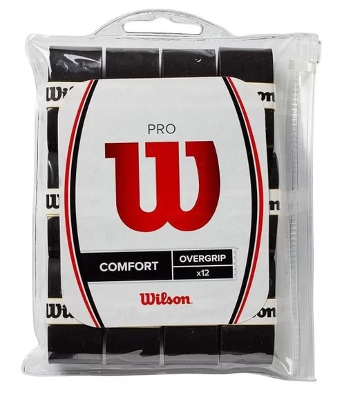 Overgrip Wilson Pro Comfort  Preto c/12