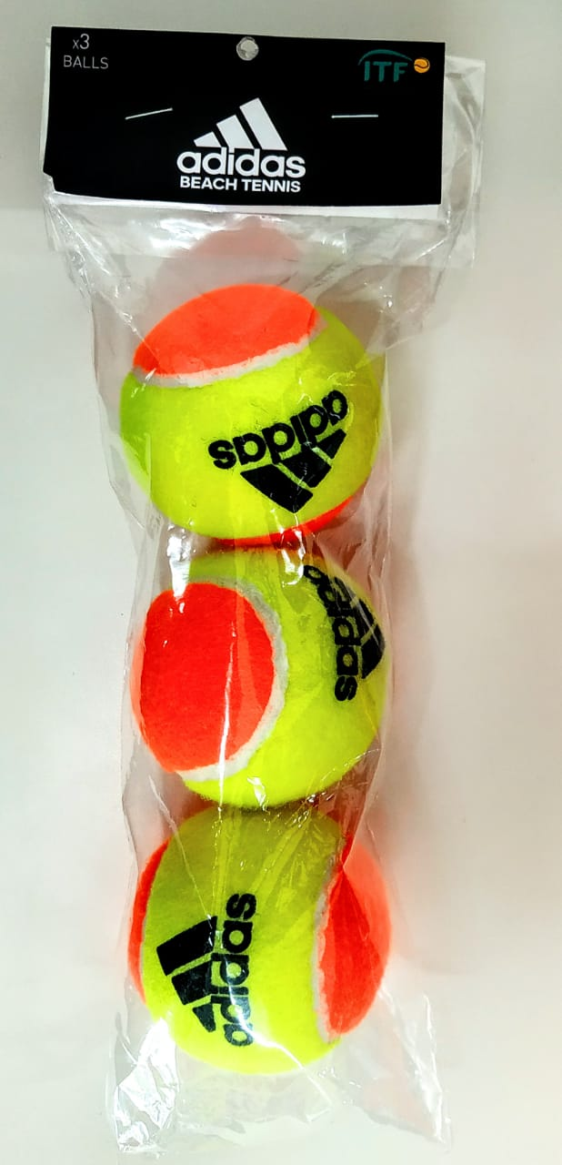 Pack Bola Adidas Beach Tennis