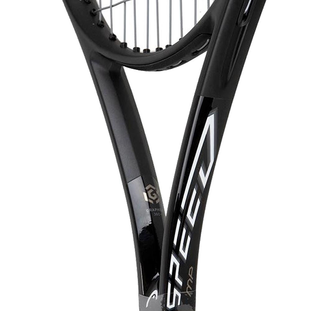 Raquete de Tênis Head Speed Black 360+ MP - Edição Limitada