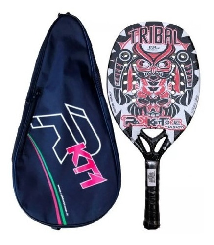 Raquete  Beach Tennis Rakkettone  Tribal