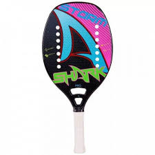 RAQUETE  BEACH TENNIS SHARK STORM