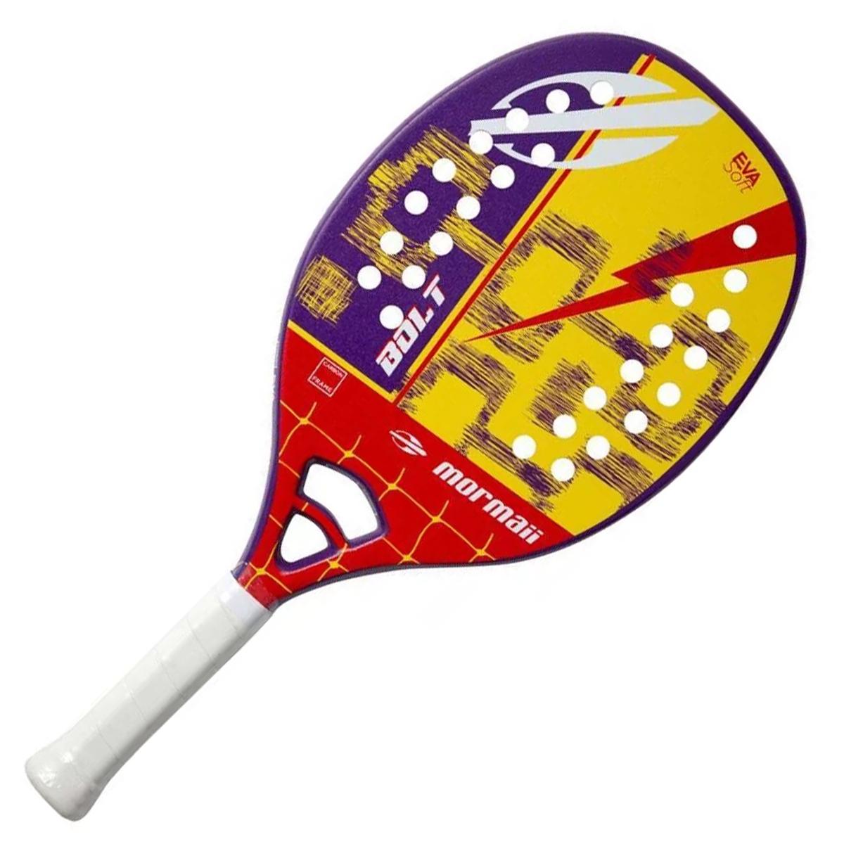 Raquete de Beach Tennis Mormaii Bolt