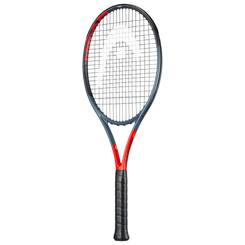 Raquete de Tênis Murray Head Graphene 360 Radical Pro (310g)