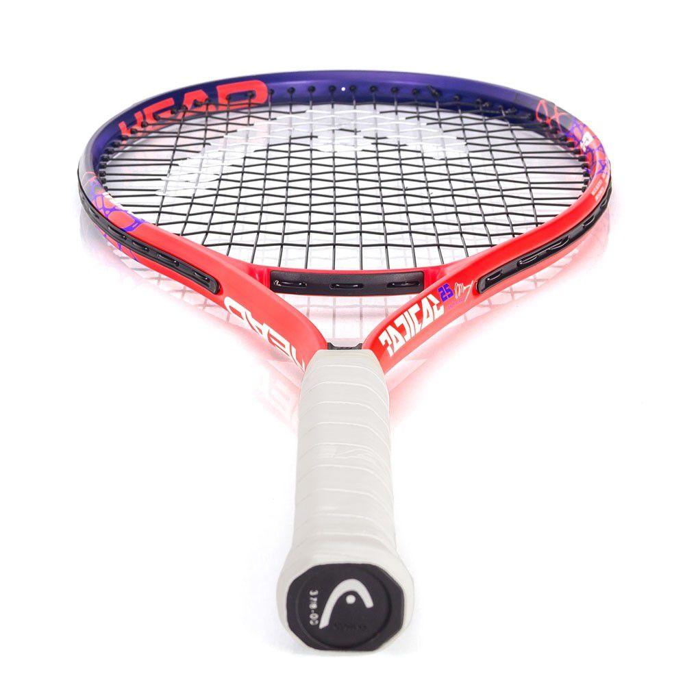 Raquete de Tênis Murray Head Radical JR 25 (240g) (8-10 anos)